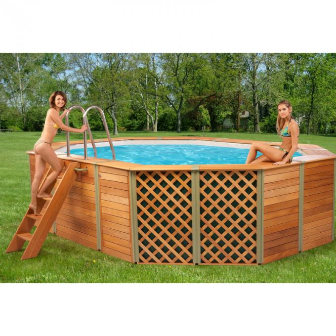 Piscine rivestite in legno archivi piscine in legno - Piscine rivestite in legno ...
