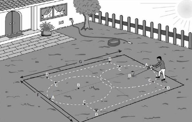 Montaggio piscine in acciaio tracciatura