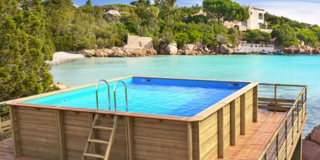 Manutenzione delle piscine fuori terra in legno piscine - Accessori piscina fuori terra ...