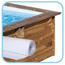 struttura poolwood